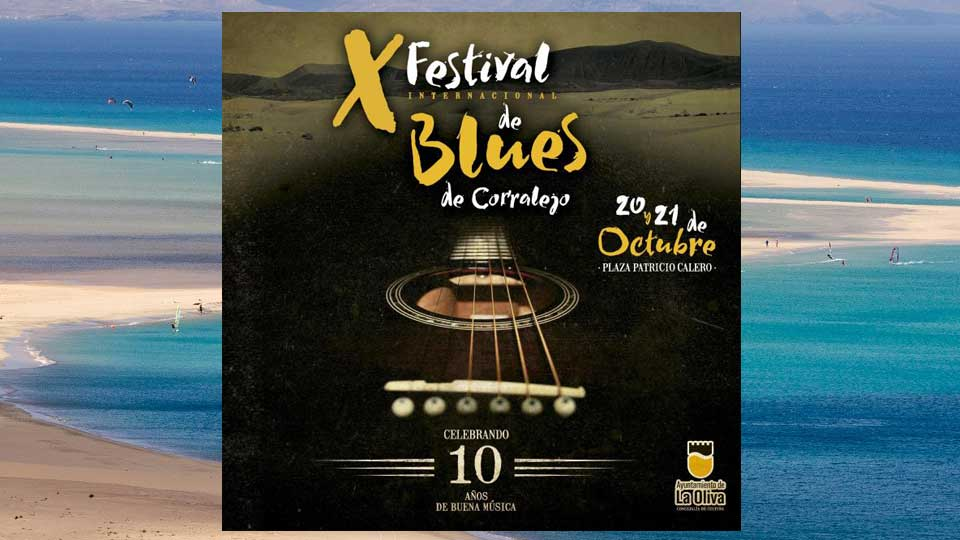 Blues in Corralejo