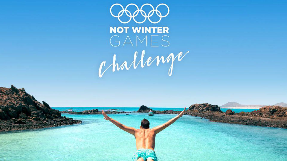 Not Winter Games - 25,7 Millionen Impressionen